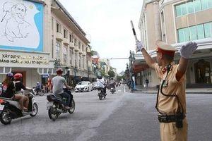 Phân luồng tuyến giao thông trọng điểm ở Hà Nội và Tp. Hồ Chí Minh dịp nghỉ lễ