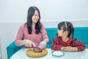 Cải thiện tình trạng dinh dưỡng ở bà mẹ và trẻ em