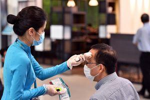 Vietnam Airlines siết chặt công tác phòng chống dịch dịp cao điểm 30/4 - 1/5