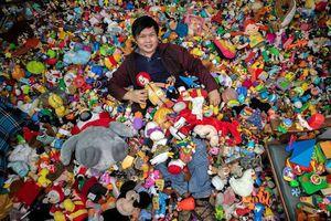 Khám phá bộ sưu tập đồ chơi nhà hàng thức ăn nhanh khổng lồ tại Philippine