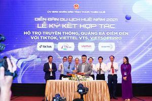 Sở Du lịch Thừa Thiên Huế quảng bá du dịch bằng video ngắn trên TikTok