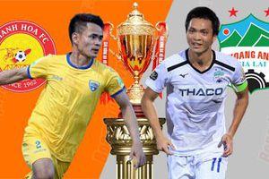 Hoàn trả tiền vé trận Đông Á Thanh Hóa và Hoàng Anh Gia Lai do thi đấu không khán giả