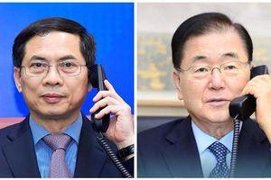 Hàn Quốc nhất trí mở rộng đầu tư chất lượng cao vào Việt Nam