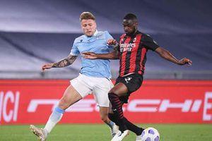 Milan rớt khỏi Top 4: Nỗi thất vọng Rossoneri