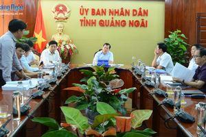Họp bàn giải quyết vướng mắc dự án thép Hòa Phát