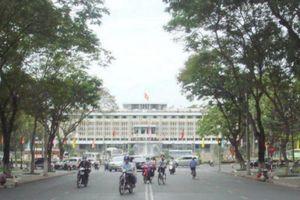 TP.HCM cấm một số tuyến đường để đua xe đạp sáng 30/4