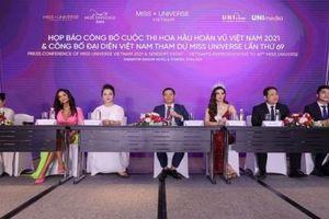 Tin Showbiz Việt ngày 28/4: Hoa hậu Hoàn Vũ Việt Nam 2021 nâng tuổi thí sinh, vợ đại gia Dũng 'lò vôi' chỉ trích Hoài Linh