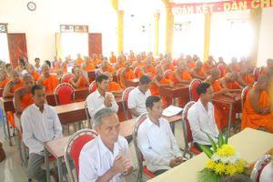 Kiên Giang: Trường Trung cấp Pali - Khmer tỉnh khai giảng năm học 2021-2022