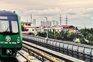 'Ngóng' chứng nhận an toàn hệ thống đường sắt Cát Linh-Hà Đông