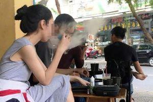 Hiểm họa từ thuốc lá điện tử chứa chất cấm