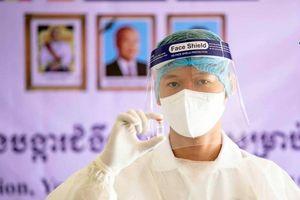 Campuchia mở chiến dịch tiêm phòng Covid-19 cấp quốc gia tại Phnom Penh
