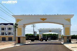Sở TN&MT Bình Phước: 60 căn nhà tại dự án Phúc Hưng Golden đều xây không phép