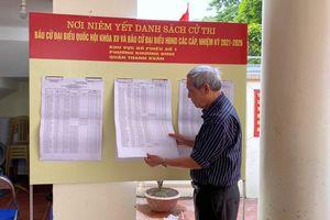 Công tác bầu cử tại quận Thanh Xuân khẩn trương, kịp thời, dân chủ
