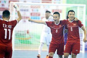 Tuyển Việt Nam nhọc nhằn săn vé World Cup