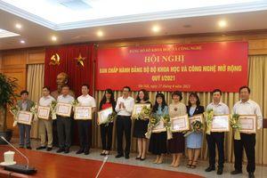 11 tổ chức cơ sở đảng đạt danh hiệu 'trong sạch, vững mạnh'