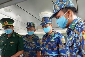 Tăng cường tàu tuần tra ra đảo Phú Quốc để chống dịch