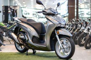 Chi tiết Honda SH 350i tại Việt Nam, nhập khẩu từ Italy