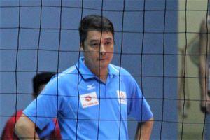 Đương kim vô địch bóng chuyền nữ quốc gia thay huấn luyện viên