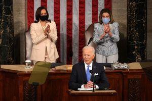 Tổng thống Biden: 'Nước Mỹ đã sẵn sàng cất cánh'