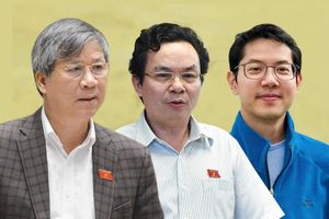 Cam kết của 3 người tự ứng cử ĐBQH tại Hà Nội