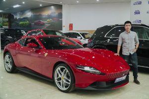 Siêu xe Ferrari Roma có gì đặc biệt?