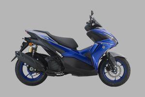 Yamaha NVX 2021 được ra mắt tại Malaysia