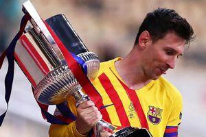 Điều kiện để Messi ở lại Barca được tiết lộ