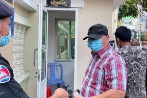 Mở tiệc lúc phong tỏa, tướng Campuchia bị phạt tù
