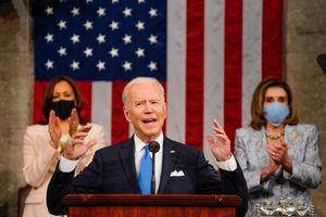 Tổng thống Biden: Mỹ sẽ là kho vaccine cho thế giới