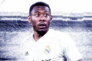 David Alaba sẽ nhận lương cao thứ 3 ở Real