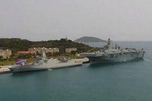 Trung Quốc trang bị cho Hạm đội Nam Hải tàu Type-075
