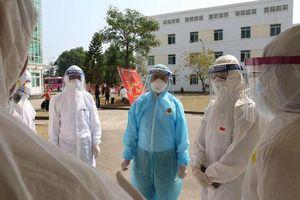 Việt Nam ghi nhận sáu ca Covid-19 lây nhiễm trong nước, 39 ca nhập cảnh