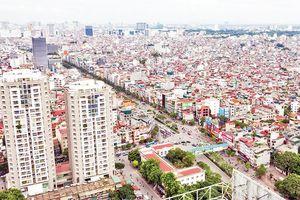 Tập trung tái thiết đô thị, kiểm soát các công trình xây dựng mới