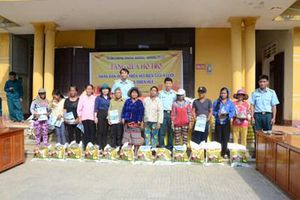 Quân chủng Phòng không - Không quân làm công tác dân vận tại tỉnh Thừa Thiên Huế