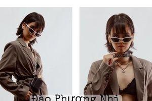 Bộ ảnh 'chất lừ' của nữ sinh giỏi ngoại ngữ trường Đại học Công nghiệp Hà Nội