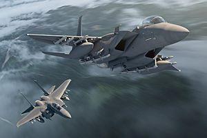 Cả Su-35, Su-30 Nga và J-16 Trung Quốc đều phải chào thua F-15EX Mỹ (P2)