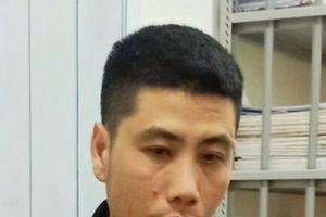 Bắt đối tượng tông xe khiến cán bộ CSGT Nghệ An bị thương