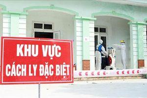 Chiều 29/4 Việt Nam ghi nhận thêm 45 ca mắc mới COVID-19