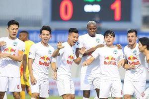 Vòng 11 V-League: Hoàng Anh Gia Lai không có đối thủ, Hà Nội FC bại trận trên sân nhà