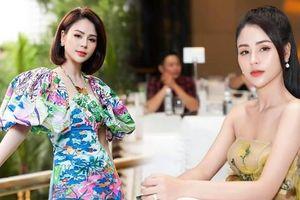 Sau cảnh hôn Việt Anh gây 'bão', Lương Thu Trang khoe nhan sắc ngọt ngào 'đốn tim'