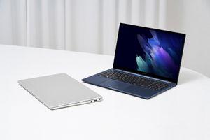 Galaxy Book Odyssey là laptop đầu tiên có GeForce RTX 3050 Ti