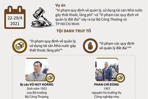 Cựu Bộ trưởng Vũ Huy Hoàng bị phạt 11 năm tù