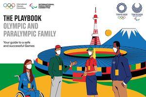 Ban tổ chức Olympic Tokyo cập nhật sách hướng dẫn mới