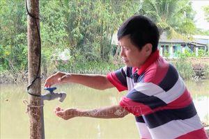 'Khát' nước sạch giữa thành phố Cần Thơ