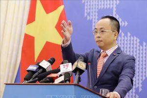 Việt Nam ủng hộ quyền phát triển, sử dụng năng lượng nguyên tử vì mục đích hòa bình