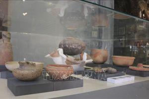 Khu di tích Óc Eo - Ba Thê chứa đựng nhiều giá trị nổi bật toàn cầu
