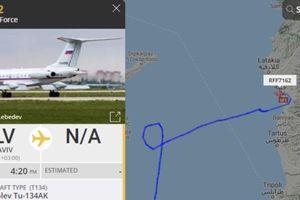 Sự thật phía sau chuyến bay đặc biệt của Nga đến Syria