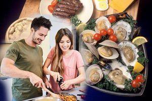 Hàu giàu dinh dưỡng tốt cho nam giới nhưng ăn theo kiểu này 'hối không kịp'