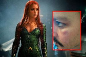 Giữa 'phốt' bị Johnny Depp tố bạo hành, Amber Heard khoe ảnh tập luyện cho Aquaman 2 làm netizen tranh cãi