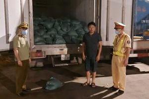 Quảng Ninh: Thu giữ 4,5 tấn xương chân gà